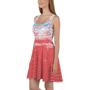 Global Warming Temperature Dress