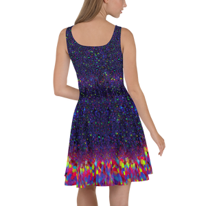 Brainbow Science Dress Back