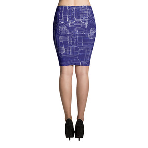 Rocket Science Pencil Skirt