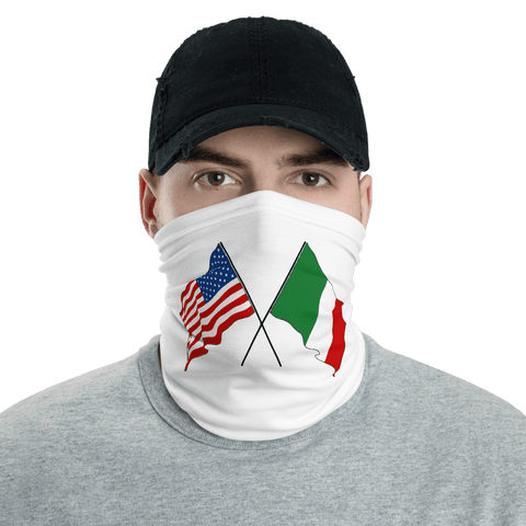 Italian American Charity Face Shield - Long Island Italian