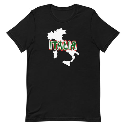 Italia Graphic Tee - Long Island Italian