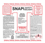 SNAPI, Safety Solvent