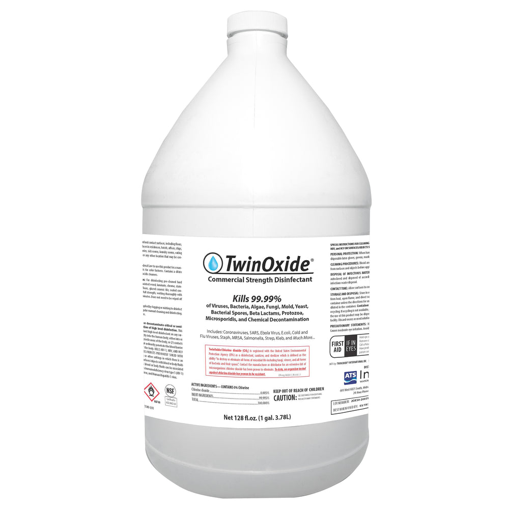 TwinOxide® Commercial Strength Surface Disinfectant