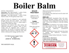 BOILER BALM, Boiler Treatment