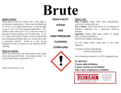 BRUTE LIQUID,  Heavy-Duty Detergent