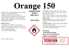 ORANGE 150, Citrus Solvent