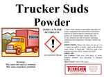 TRUCKER SUDS POWDER, Vehicle Detergent
