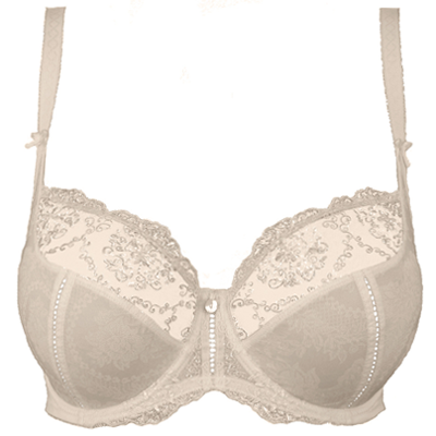 3/4 Underwired Bra in Chantilly