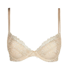 Push Up Bra in Dune
