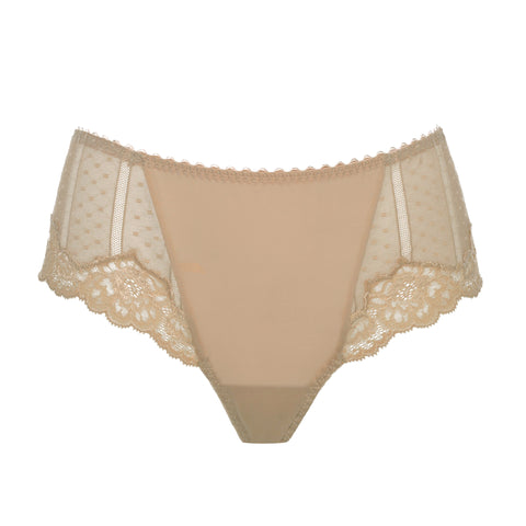 Hotpants in Cream