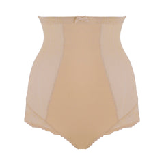 Shapewear High Brief in Cream
