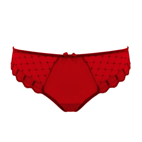 Rio Brief in Scarlet