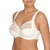 Full Cup Underwired Bra in Natural