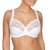 Full Cup Underwired Bra in White