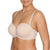 Molded Strapless Bra in Caffe