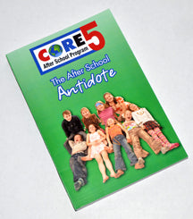 Core5 Kids™ Core5: The After School Antidote