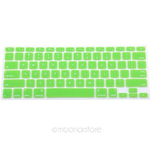 Load image into Gallery viewer, Silicone Keyboard Cover Protector Skin for Apple  Soft keyboard stickers 9 Colors