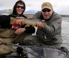 Montana fly fishing guide school
