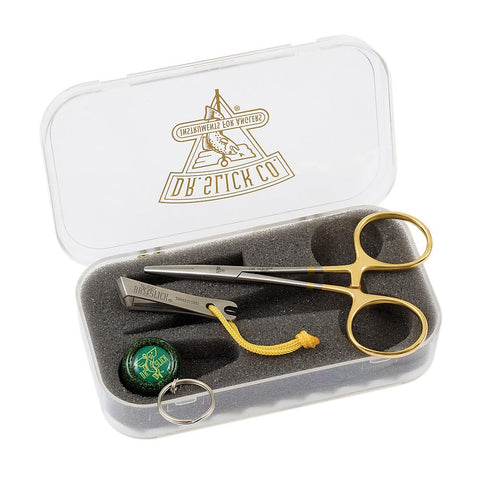 Dr. Slick Scissor Clamp Gift Set