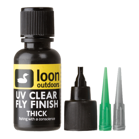 Loon UV Clear Fly Finish Thick 1/2 oz