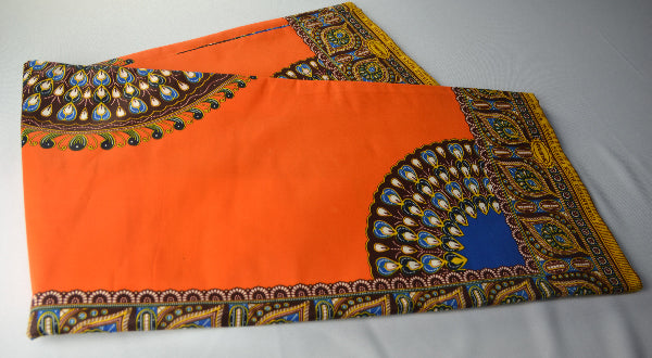 Dashiki Block Prints 065 (Ankara)