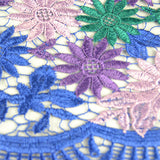 Floral Guipure Lace Fabric