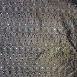 Metallic Brocade Design Silk Jacquard