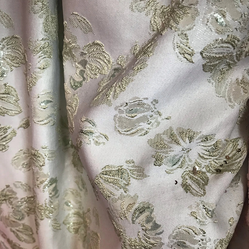 Leaf Pattern Brocade