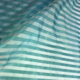 Stripes Silk Organza