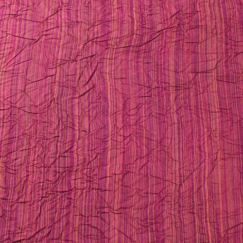 Nitasha Collection Crushed Silk Shantung