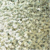 Fish Scale Sequins Polyester Chiffon