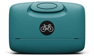 Ocean Teal / Bicycle / Front