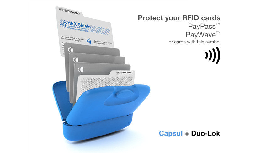 Protect your RFID cards
