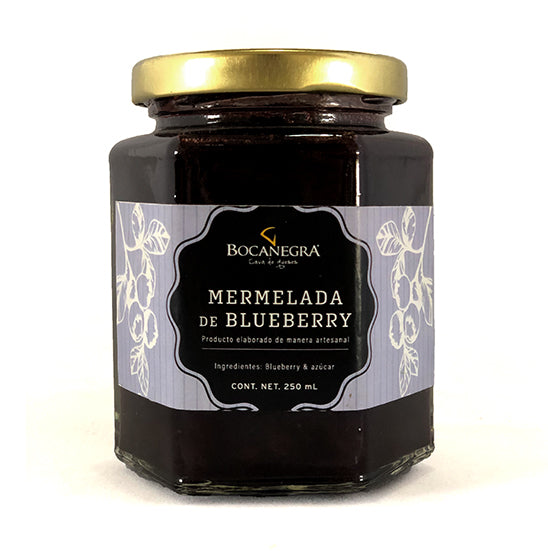 Mermelada de Blueberry