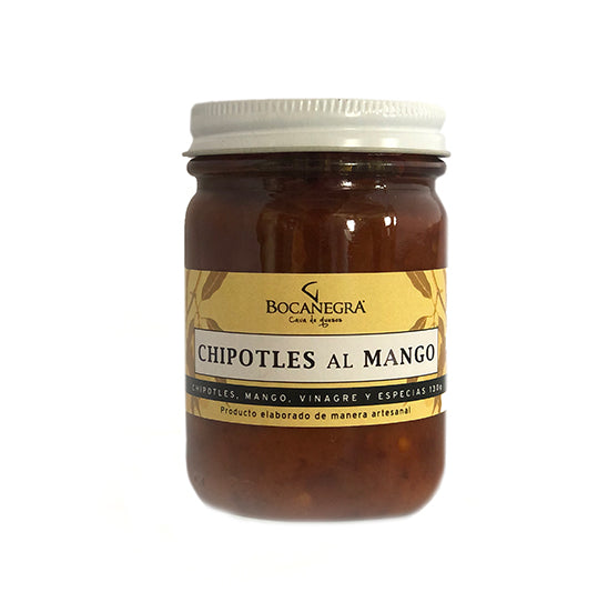 Salsa Chipotles al Mango