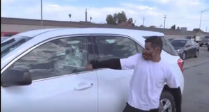 Mama Bear in California: Response to Protestors Vandalzing Cars on Freeway