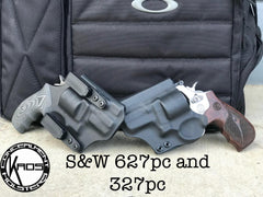 S&W 627PC and 327PC Concealed Carry Holster