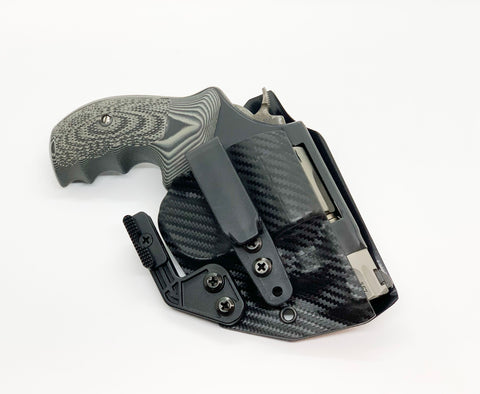 S&W 327PC holster, kydex holster