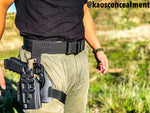 Kaos® Watchman Tactical Duty Belt