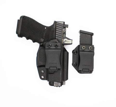 Ruger EC9S Kaos Fusion 2.0 Kydex Holster