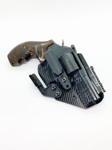 S&W 586 L-Comp/Model 19 Holster - Kaos Guardian
