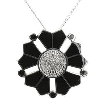 Load image into Gallery viewer, Geometric Mexican Pendant