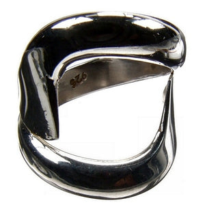 Finger Frame 925 Silver Ring
