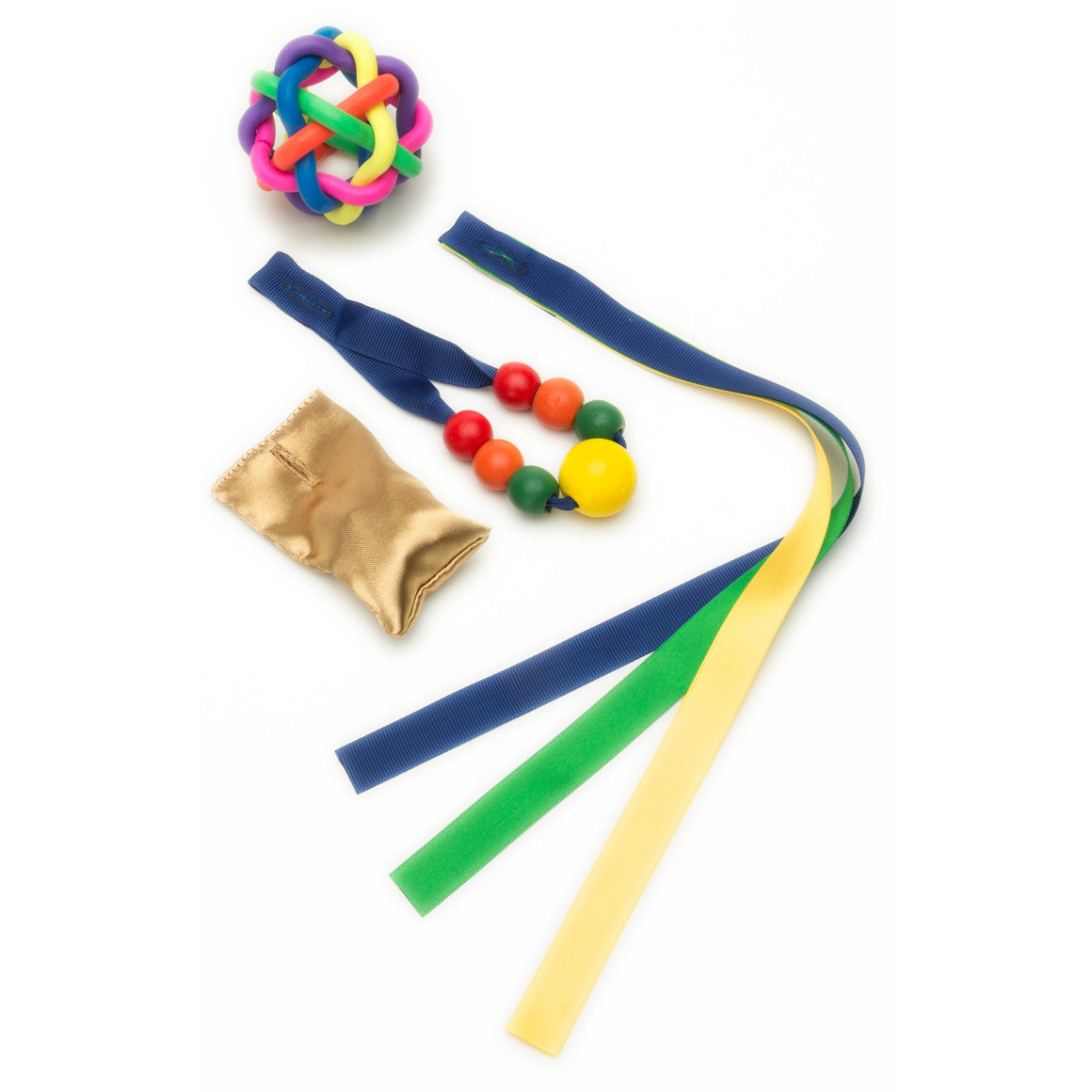 Twiddle® 4 in 1 Accessory Activity Kit - Twiddle - Occupational & Physical Therapy Equipment - 4Twiddles
