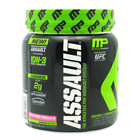 MusclePharm Hybrid Series Assault