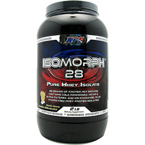 APS Nutrition ISO Morph 28
