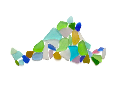 Martha's Vineyard Seaglass