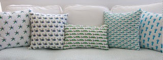 "18""x18"" Square or 13""X19"" Lumbar Pillow Covers  (pillow insert sold separately)"