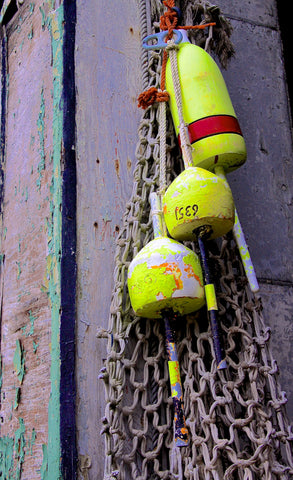 Citron Buoys