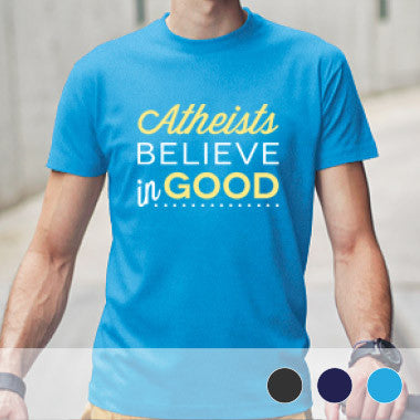 Atheists Believe in Good